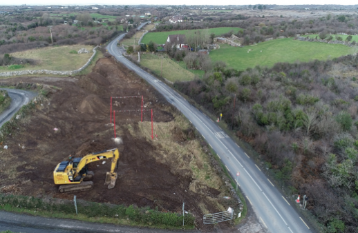 Find Out More About N67 Ballinderreen to Kinvara Road Realignment Scheme