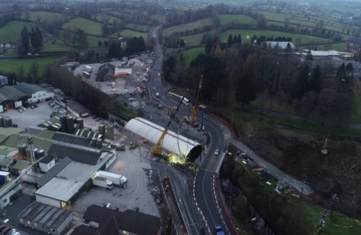 Find Out More About Blackwater Replacement Bridge, Monaghan