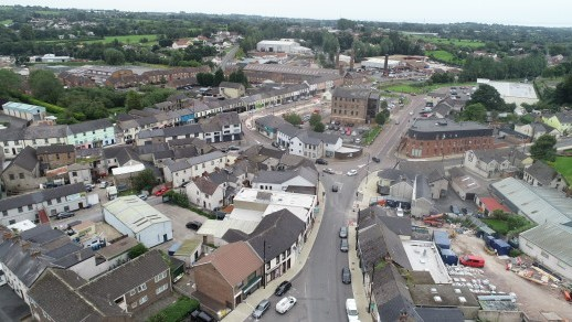 Find Out More About Coalisland Public Realm Scheme