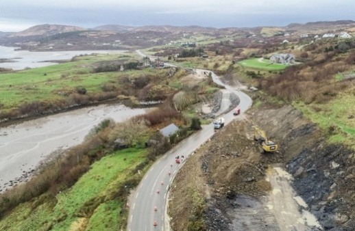 Find Out More About N56 Donegal Road Realignment Scheme