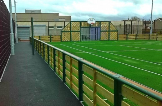 Find Out More About Lurgan MUGA