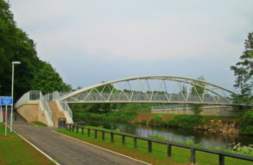 Find Out More About Omagh Connect 2 Riverside Walk Phase II