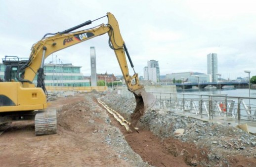 Find Out More About Waterfront Hall Enabling Works