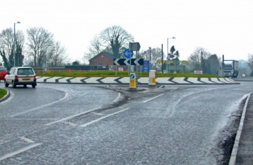 Find Out More About Drumlyn Hill Roundabout