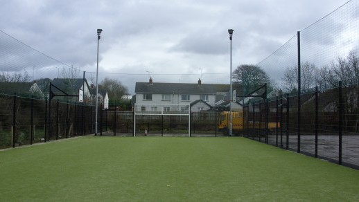 Find Out More About Garvagh MUGA