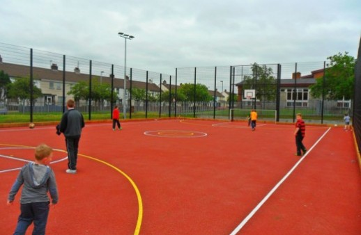 Find Out More About Milburn MUGA