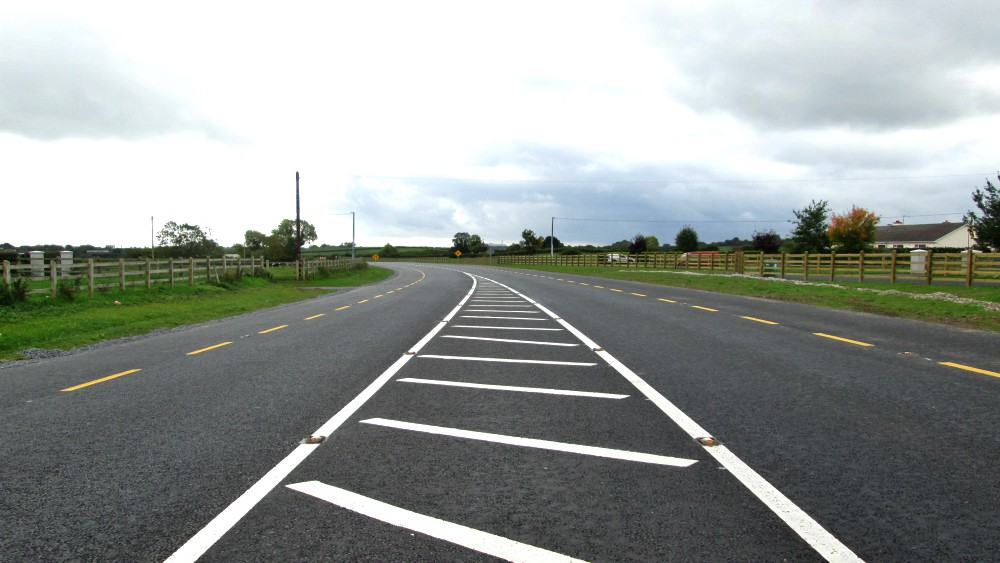 N77 Ballynaslee Advance Works Contract