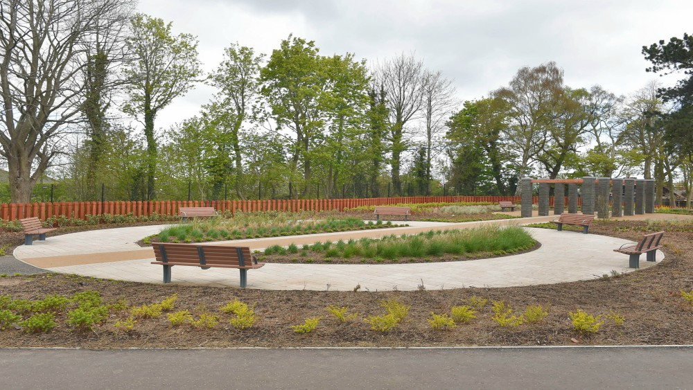Peoples Park, Portadown