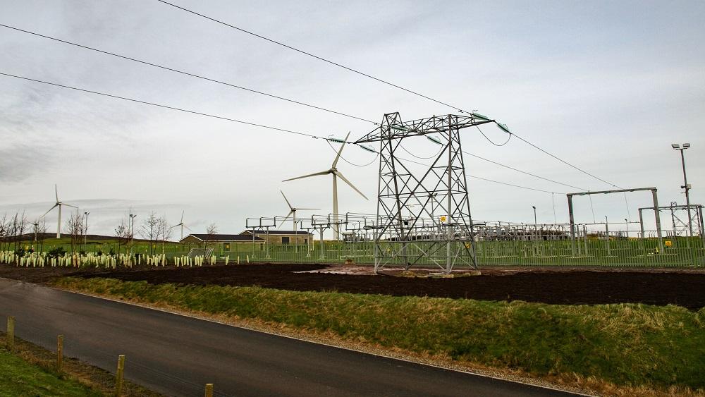Cregganconroe Substation