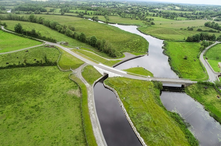 Derrykerrib Bridge Replacement Scheme