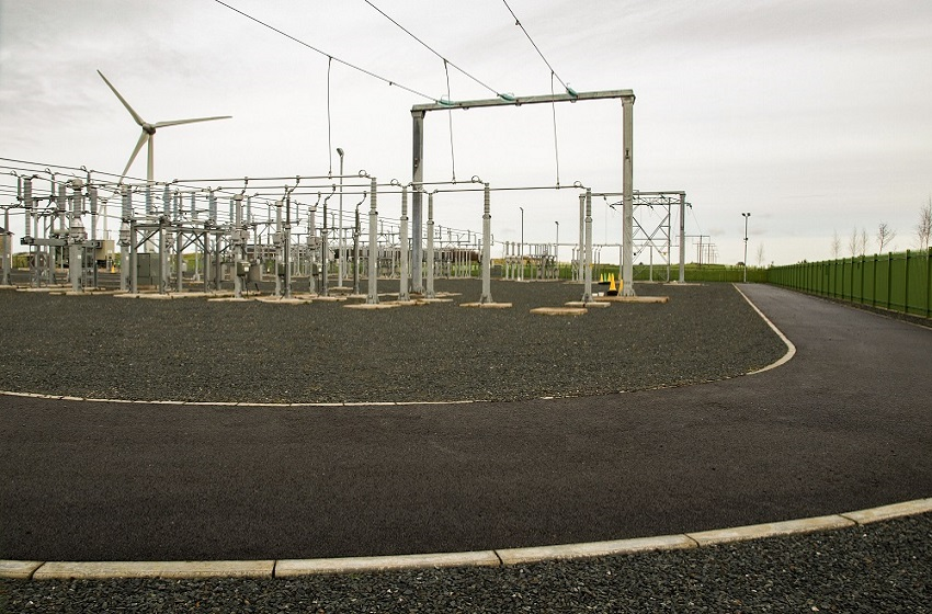 Cregganconroe Substation