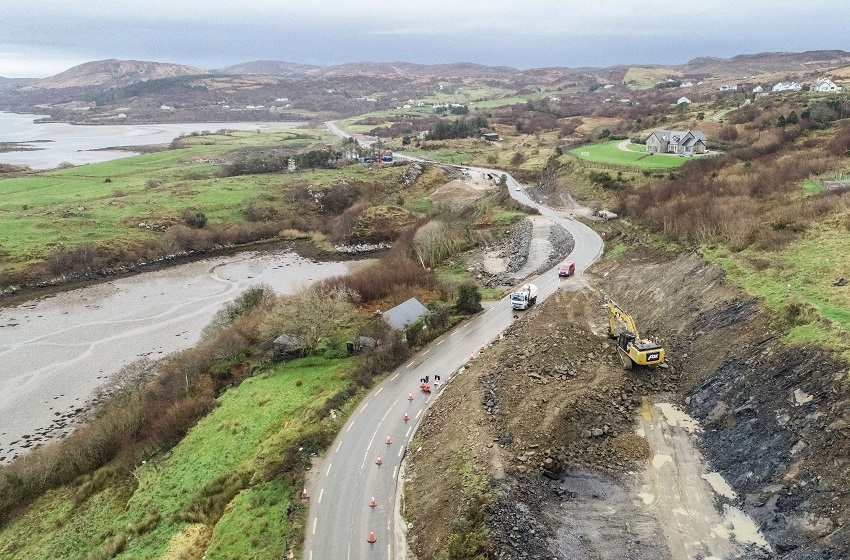 N56 Donegal Road Realignment Scheme