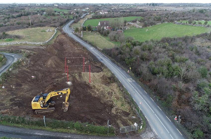 N67 Ballinderreen to Kinvara Road Realignment Scheme